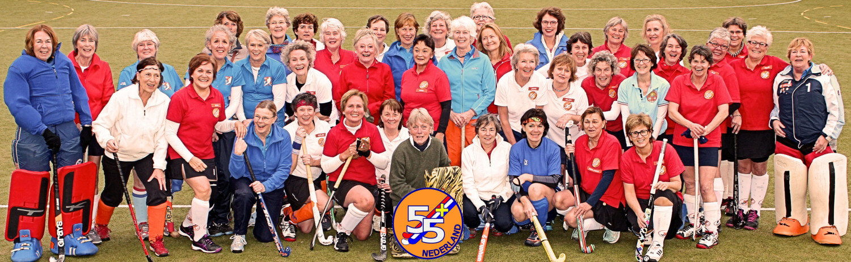 Nederlandse Dames Hockey Club 'DeVijfenVijftigPlussers'